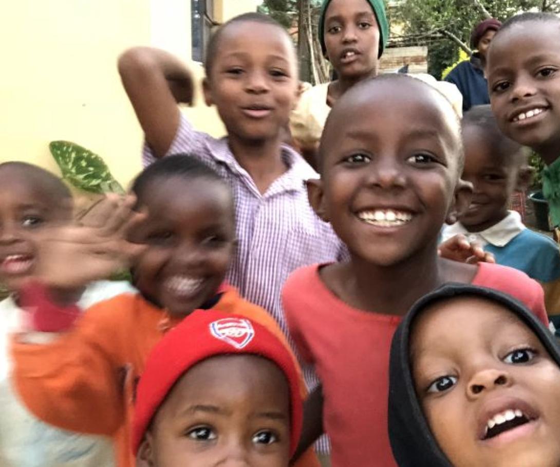 Jiaying L - Tanzania